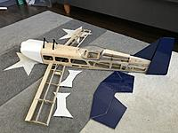 Name: 20180511_130536263_iOS.jpg Views: 24 Size: 2.47 MB Description: Tail surfaces covered.