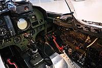 Name: 02220016.jpg Views: 24 Size: 1.20 MB Description: Saab Draken cockpit. Much cleaner.