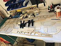 Name: 20190508_172958833_iOS.jpg Views: 12 Size: 2.29 MB Description: Gluing landing gear doublers to the fuse panels.