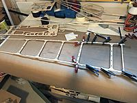 Name: 20190604_175851944_iOS.jpg Views: 8 Size: 2.10 MB Description: Preparing the rest of the parts... As Pilot-RC can't seem to be able to ship larger parts I needed to assemble panels from cut parts.