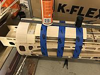 Name: 20190626_180332187_iOS.jpg Views: 13 Size: 2.10 MB Description: Sheeting belly of the plane ongoing...