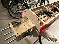 Name: 20191011_174214821_iOS.jpg Views: 5 Size: 2.02 MB Description: Gluing some triangle stock to strengthen the motor box.
