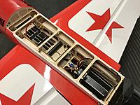 Name: 20191020_160408345_iOS.jpg Views: 8 Size: 2.11 MB Description: ESC & wiring in place and velcro for batteries...