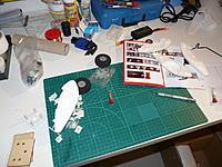 Name: 2-hardwarekit.jpg Views: 176 Size: 242.0 KB Description: Hardware kit, instruction manual and landing gear parts.