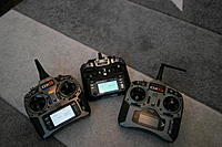 Name: SAM_5824.JPG Views: 640 Size: 402.6 KB Description: Spektrum DX9, Turnigy TGY-i6 and Spektrum DX6. Size difference is clear.