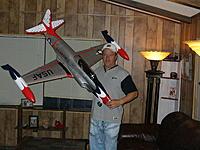"Name: P1030519.jpg Views: 687 Size: 185.0 KB Description: Big plane!!!  I am 6' 2"" tall"