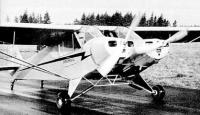 Name: Wagner-twin-cub.jpg Views: 1584 Size: 23.1 KB Description: because of the limited wing area you still could only have two people..But its a twin engine cub