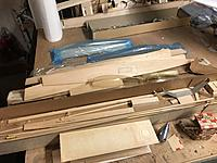Name: IMG_1028.JPG Views: 6 Size: 2.91 MB Description: Some of the wood is still sealed in a bag