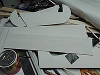 Name: 20190607_223811.jpg Views: 15 Size: 132.1 KB Description: after light sanding , paint balsa with stits poly-fiber FC900 feathercoat-- this is a sanding sealer and primer for balsawood and other unpainted surfaces