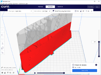 Name: 3DLP Spit Wing Normal wing reinforcement.png Views: 50 Size: 307.7 KB Description: 3D Print Lab Spitfire Wing R1 section with reinforcement - sliced with 3DLP profile, only in 0.2mm layers