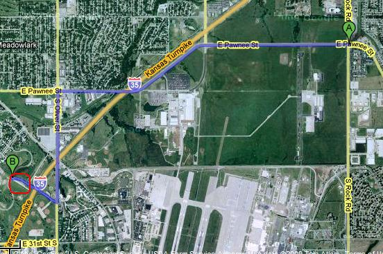 Name: Route.jpg Views: 425 Size: 65.8 KB Description: Route 1 to Site 1