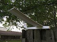 Name: One Sheet Glider on Fence.jpg