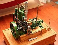 "Name: a_6896.JPG Views: 64 Size: 156.9 KB Description: Leon's famous 1:6 Hicks, sold under ""Nostalgia Engineering"""