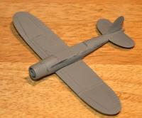 Name: castjake.jpg Views: 855 Size: 32.4 KB Description: 1 of 2 Jakes. Wing and stabilizer are pre-attached crooked.