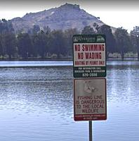 """Name: Riverside.JPG Views: 14 Size: 72.6 KB Description: Riverside's Fairmount Park: """"Boating by Permit Only"""". Does INS have a permit?"""