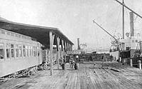 Name: feb.jpg Views: 233 Size: 21.5 KB Description: Antelope II's pilothouse is just visible, center, at the NWPRR terminus. Image from http://sunnyfortuna.com/railroad/nwppics6.htm