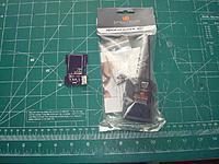 Name: tardsmx023.jpg Views: 189 Size: 207.8 KB Description: Option 2: Adapter Board and Spektrum DM9 Module Case - the adapter board ships inside the module case.