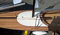 Name: WP_20150503_10_19_33_Pro.jpg Views: 32 Size: 564.2 KB Description: Deck hatch is also the mast step. Two layers of 1/32 plywood laminated over the deck and sealed with neoprene. The inside was virtually bone dry after a recent very wet sailing session!