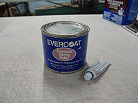 Name: EVERCOAT Glazing filler.jpg Views: 29 Size: 2.73 MB Description: Sands easy and can be coated over or painted right after sanding.