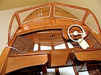 Name: interior front bulkhead hatch.jpg Views: 110 Size: 2.05 MB Description: Picture shows front bulkhead hatch with Lyman Anchor vent. Behind the bulkhead is the speaker for the air horns sound system option.