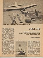 Name: COLT 35 nov 67  american modeler A.JPG