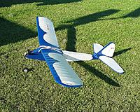 Name: userc-1 2021 mtown rc flyer field labor day 9-6-21  (1).jpg Views: 30 Size: 1.13 MB Description: Lanzo RC-1  with Brown Jr. .60 spark ignition.......  No build log on this bird....  OUTERZONE has a nice plan with plenty of background information :  https://outerzone.co.uk/plan_details.asp?ID=12778