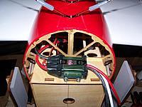 Name: ESC MOUNT 01.jpg Views: 79 Size: 99.9 KB Description: ESC mounted to the bottom of the motor box.