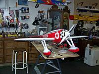 Name: Final Assembly 02.jpg Views: 88 Size: 118.4 KB Description: Trial fit of Cowl, Prop and Spinner
