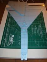 Name: DSC00284.jpg Views: 457 Size: 78.7 KB Description: The non-CAD template plane. Using tabs for bulkheads.