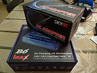 Name: b6-genuine1.jpg Views: 49 Size: 60.4 KB Description: Genuine AC Adapter 15v 4A for B6, is additional $10, usps estimated shipping $6.95.  Combine shipping additional US$4.30