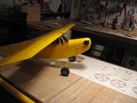 Name: #12 cowling color is a little off from the Yellow So-Lite.jpg