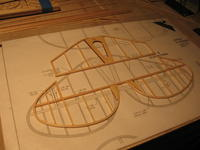 Name: #9 assembled and sanded.jpg Views: 320 Size: 86.8 KB Description: Cut the stabilizer from the elevator and sanded