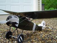 Name: #9 Kavvan Fokker DVIII Build 001.jpg Views: 633 Size: 111.5 KB Description: Kavan DVIII