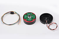 Name: DSC_9478.jpg Views: 147 Size: 314.8 KB Description: PM4108 with slipring and AS5048A encoder or  drive board