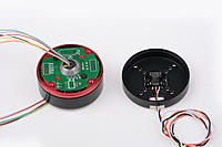 Name: DSC_9481.jpg Views: 169 Size: 313.0 KB Description: PM4108 with slipring and AS5048A encoder or  drive board