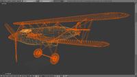 Name: Hawker Fury WIREFRAME.png Views: 2 Size: 242.6 KB Description: 3D model details