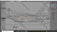 Name: AIRFOIL 1.png Views: 19 Size: 1.11 MB Description: Airfoil section side view.