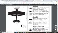 17.8 inch wingspan weighing 70g. I should be able to match that with a profile foamboard model, right?