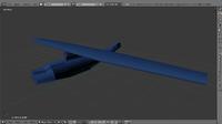 Name: Blender Fuselage and Wing.png Views: 23 Size: 95.9 KB Description: