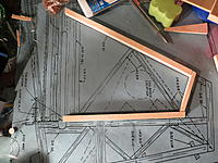 Name: rudder beginning.jpg Views: 145 Size: 236.7 KB Description: just some of the outline so far
