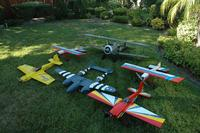 Name: 2007_0711_172402AB.jpg Views: 310 Size: 145.2 KB Description: Some of my electric powered planes.