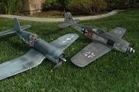 Name: 2008_0312_163219AA.jpg Views: 320 Size: 121.3 KB Description: Corsair & Focke Wulf 190 Alfa Models.
