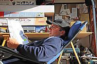 Name: DSC_0897 copy.jpg Views: 71 Size: 132.9 KB Description: Me reading the instructions for the big Chipmunk while the kids start building it.
