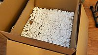 Name: 20200609_142957[1].jpg Views: 17 Size: 2.79 MB Description: Another box is packaged inside the outer box. Lots of foam peanuts are used to protect the inner box's contents.