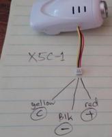 X C Wiring Diagram on
