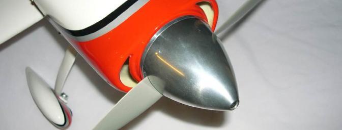 aluminum spinner.