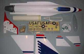 Article HET F-16 EDF from Warbirds-RC com Review - RC Groups