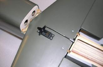 Elevator servo