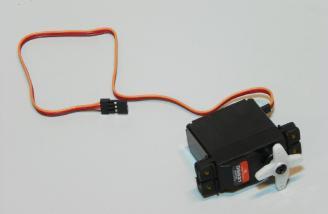 Spektrum DS821 digital servo.