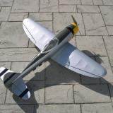 Airframe without decals